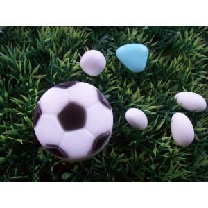 """Μπομπονιέρα Σαπουνάκι (Κωδ.Π72Μ """"Μπάλα Ποδοσφαίρου"""")"""