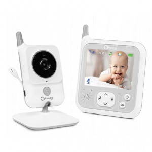 Lionelo Ενδοεπικοινωνία με κάμερα Babyline 7.1, narlis.gr
