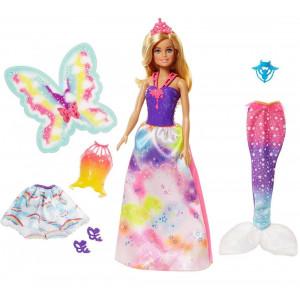 Barbie Παραμυθένια Εμφάνιση (FJD08)