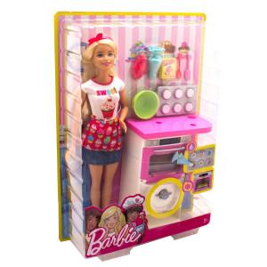 Barbie Εργαστήριο Ζαχαροπλαστικής