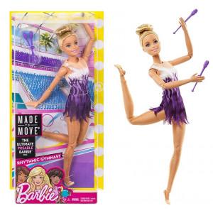 Barbie Αθλήτρια Ρυθμικής Γυμναστικής FJB18 Κωδ. 390.342.207
