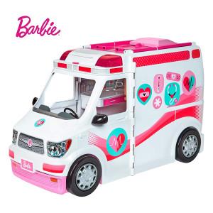 Barbie Κινητό Ιατρείο FRM19 Κωδ. 390.342.178