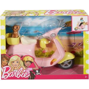 Barbie Σκούτερ FRP56 Κωδ. 390.342.179
