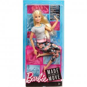 Barbie Κινήσεις FTG80 Κωδ. 390.342.088