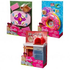 Barbie Έπιπλα Εξωτερικού Χώρου FXG37 Κωδ. 390.342.125