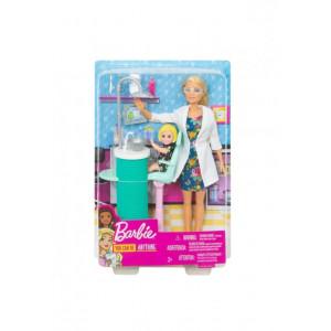 Barbie Οδοντίατρος FXP16 Κωδ. 390.342.130