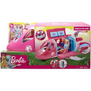 Barbie Αεροπλάνο