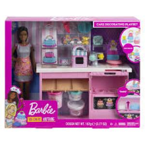 Barbie Ζαχαροπλαστείο GFP59 Κωδ. 390.342.246