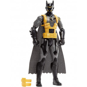 Batman Missions True Moves Φιγούρα Μπάτμαν Anti Fear Toxin 30cm (GCK88)