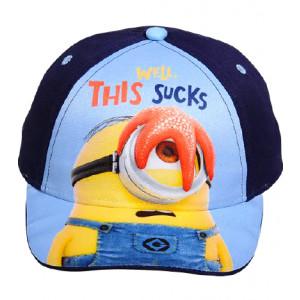 Καπέλο Jockey Minions Disney (Μπλε) (Κωδ.200.512.041)