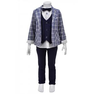 Κοστούμι 4 Τμχ Για Αγόρι (#077.329.088+6#)