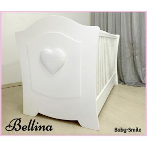 Κρεβάτι Baby Smile Bellina (Ρωτήστε για την προσφορά) (00299)