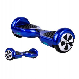 Ηλεκτρικό πατίνι ισορροπίας Hoverboard Σεληνιακό 6.5 BB Μπλε