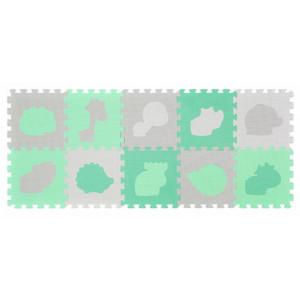 Babyono Αφρώδες Παζλ Δαπέδου Σχήματα 10τμχ (BN396-01)