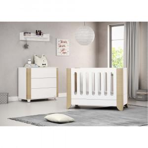 Casababy Set Κρεβάτι & Συρταριέρα Calypso.narlis
