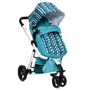 Καρότσι 2 in 1 Cangaroo Sarah Blue (#737.097.014#)