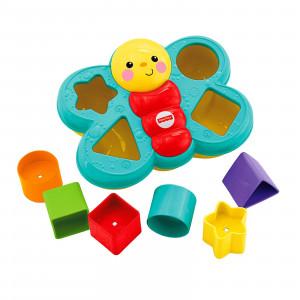Fisher-Price Πεταλούδα Με Σχήματα