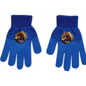 Γάντια Πλεκτά Spiderman Disney (Μπλε) (Κωδ.200.90.016)