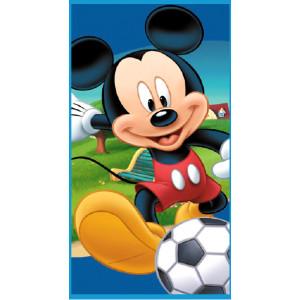 Πετσέτα Θαλάσσης Mickey Disney (Μπλε) (Κωδ.200.506.060)