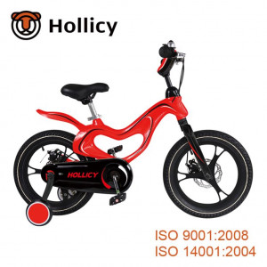 "Moni Παιδικό ποδηλατάκι 16"" με Δισκόφρενα Magnesium MO Red (#737.353.084#)"