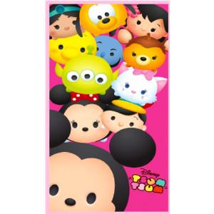 Πετσέτα Θαλάσσης Tsum Tsum Disney (Κωδ.200.506.109)