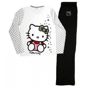 Πυζάμα Γυναικία H.Kitty Disney (Άσπρο) (Κωδ.200.147.001)