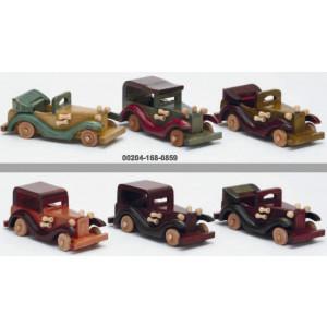 Ξύλινο αυτοκινητάκι(Κωδ:00204)