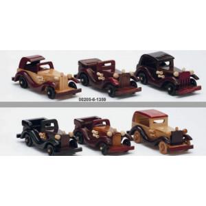 Ξύλινο αυτοκινητάκι(Κωδ:00205)