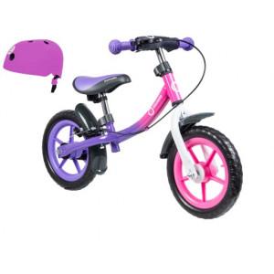Lionelo Ποδήλατο ισορροπίας Dan Plus (Pink) (537.353.002)