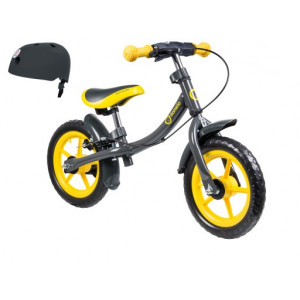 Lionelo Ποδήλατο ισορροπίας Dan Plus (Yellow)