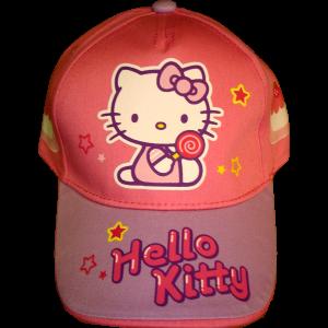 Καπέλο Jockey Hello Kitty (Φουξ) (Κωδ.161.511.299)