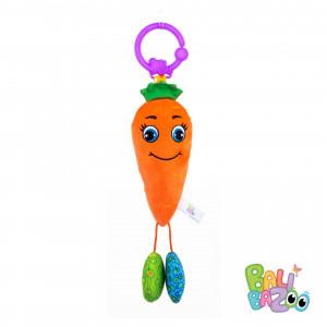 Balibazoo Κρεμαστό Παιχνίδι Carrot Bell (80238)