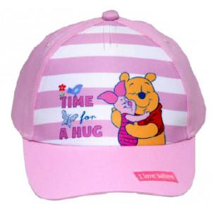 Καπέλο Jockey Winnie Disney (Ροζ) (Κωδ.161.511.447)