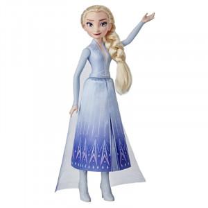 Frozen Κούκλα Basic Έλσα (E9021/E9022)