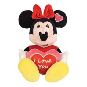 Λούτρινο Κουκλάκι Minnie (28cm) Disney (Κωδ.627.142.070)