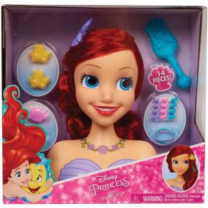 Κεφάλι Ομορφιάς Άριελ Princess (DND12000)
