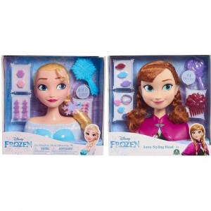 Giochi Preziosi Κεφάλι Ομορφιάς Frozen DND16000 Κωδ. 797.342.093