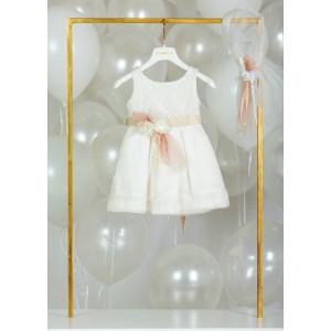 Ολοκληρωμένο σετ βάπτισης κορίτσι Piccolino REGOLA DR20S14 IVORY