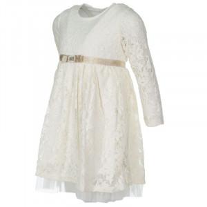 Φόρεμα εκρού μπεμπέ Εβίτα 199218