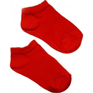 Κάλτσες (Σοσόνια) Μονόχρωμα (Κόκκινο) (Κωδ.585.62.003)