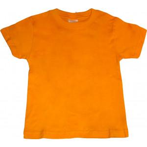Μπλούζα Κ/Μ Μονόχρωμη (Πορτοκαλί) (Κωδ.200.10.026)