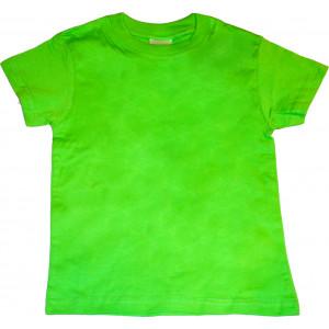 Μπλούζα Κ/Μ Μονόχρωμη (Λαχανί) (Κωδ.200.10.026)