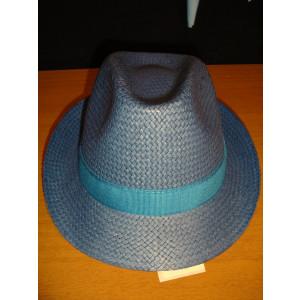 Καπέλο Ψάθινο με Σιελ Ρίγα (Ραφ) (Κωδ.592.512.001)
