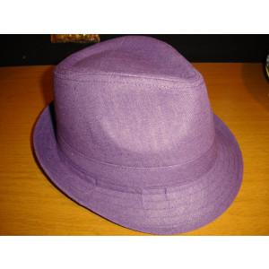Καπέλο Υφασμάτινο (Μωβ) (Κωδ.017.126.002)