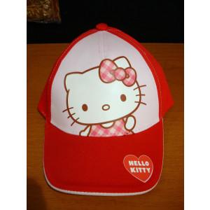 Καπέλο Jockey Hello Kitty (Κόκκινο) (Κωδ.161.511.045)