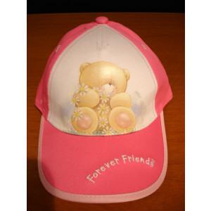 Καπέλο Jockey F.Friends (Ροζ) (Κωδ.161.511.335)