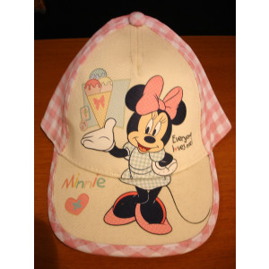 Καπέλο Jockey Minnie (Ροζ) (Κωδ.161.511.341)