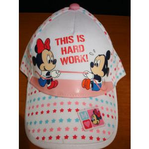 Καπέλο Jockey Minnie (Άσπρο) (Κωδ.161.511.248)