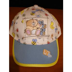 Καπέλο Jockey F.Friends (Σιελ) (Κωδ.161.512.239)