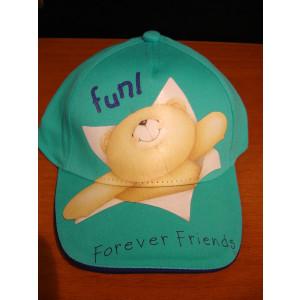 Καπέλο Jockey F.Friends (Τυρκουάζ) (Κωδ.161.512.241)